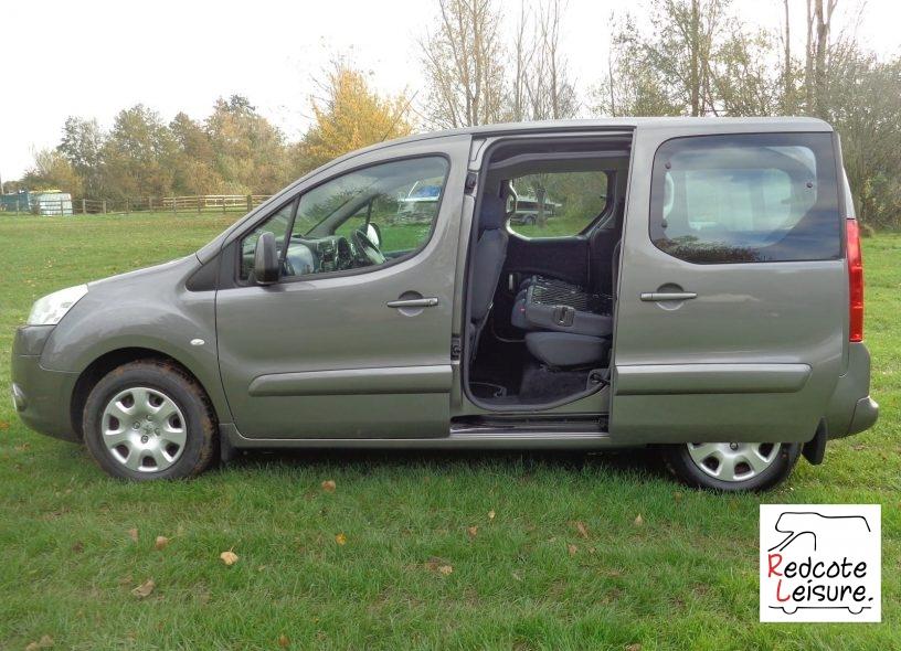 2008 Peugeot Partner Tepee S Micro Camper (6)