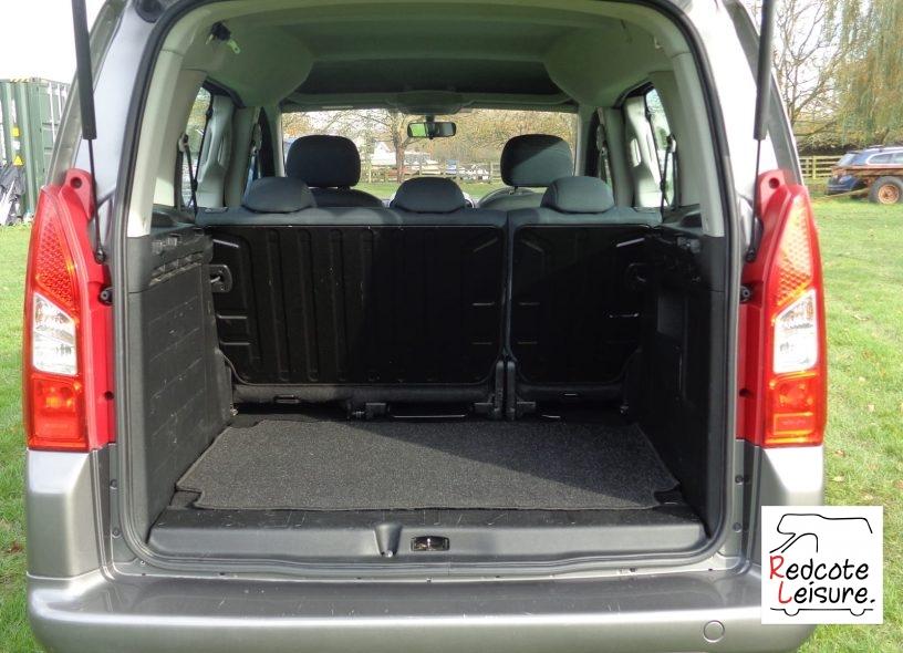 2008 Peugeot Partner Tepee S Micro Camper (7)