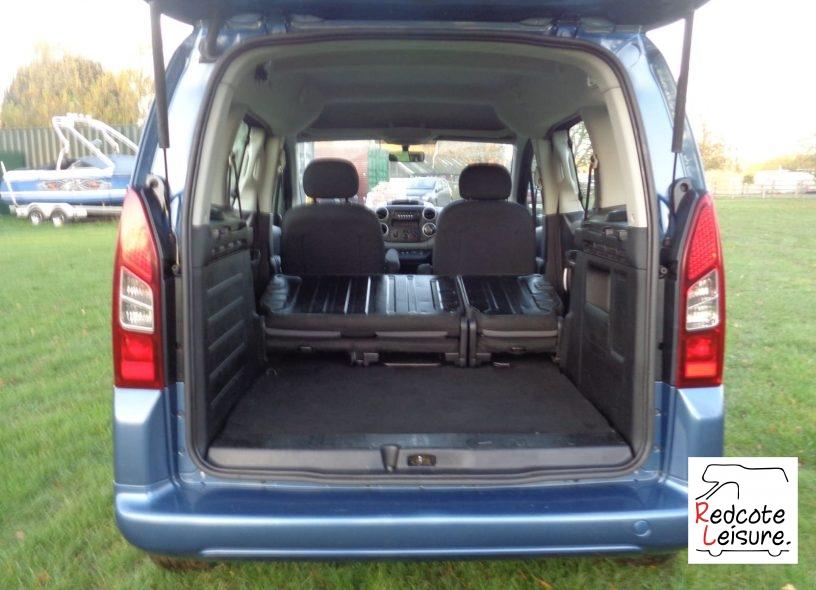 2008 Peugeot Partner Tepee S Micro Camper (8)