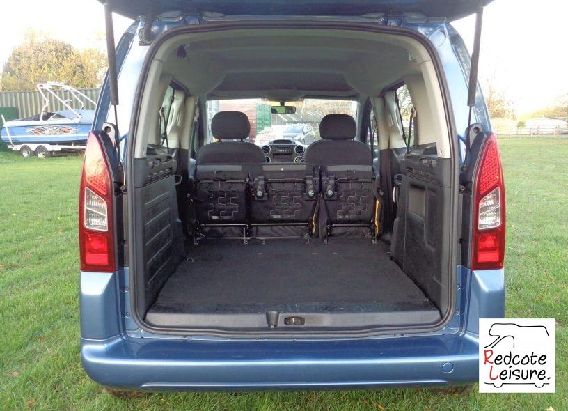 2008 Peugeot Partner Tepee S Micro Camper (9)