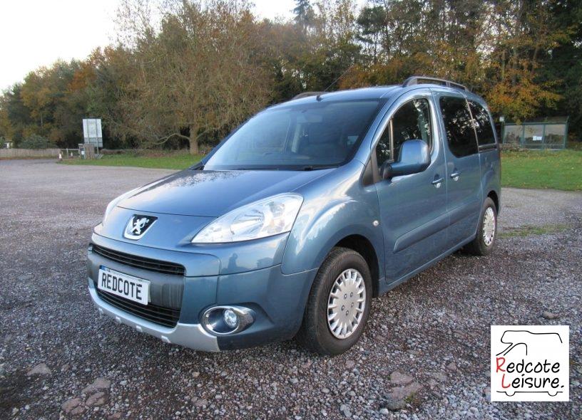 2011 Peugeot Partner Tepee Micro Camper (1)