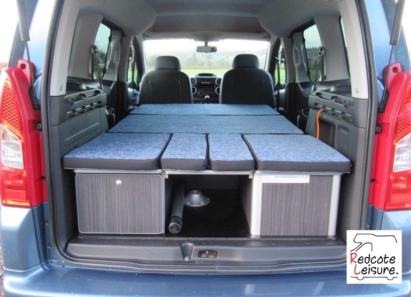 2011 Peugeot Partner Tepee Micro Camper (10)