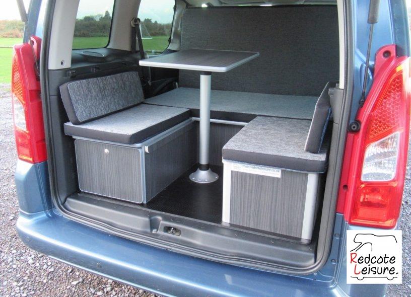 2011 Peugeot Partner Tepee Micro Camper (11)