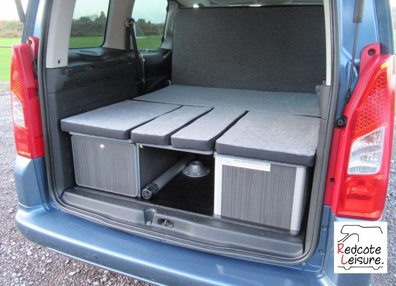 2011 Peugeot Partner Tepee Micro Camper (12)
