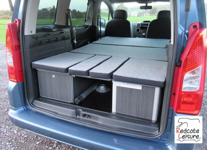 2011 Peugeot Partner Tepee Micro Camper (13)