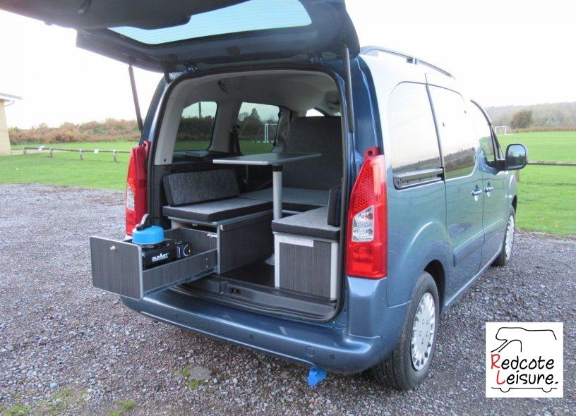 2011 Peugeot Partner Tepee Micro Camper (15)