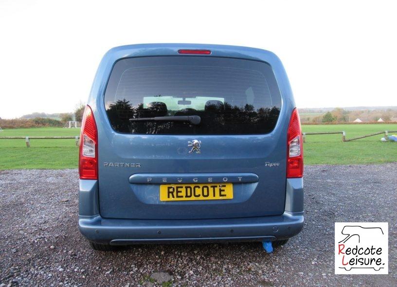 2011 Peugeot Partner Tepee Micro Camper (24)