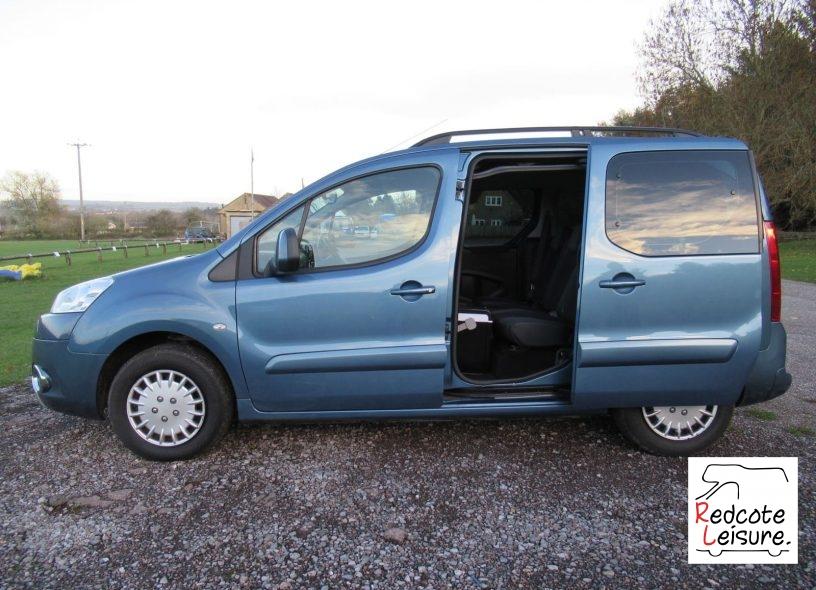 2011 Peugeot Partner Tepee Micro Camper (26)