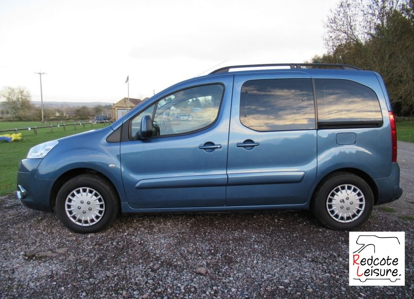2011 Peugeot Partner Tepee Micro Camper (27)