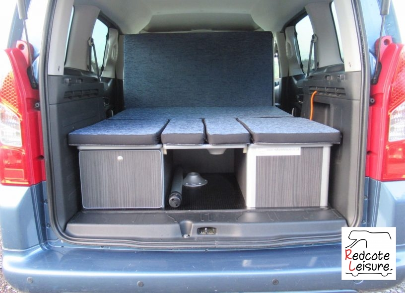 2011 Peugeot Partner Tepee Micro Camper (6)
