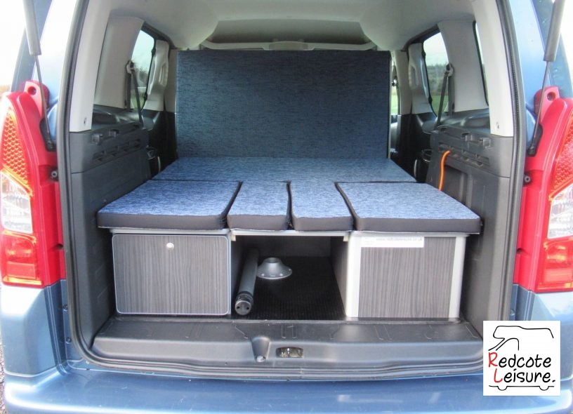 2011 Peugeot Partner Tepee Micro Camper (9)