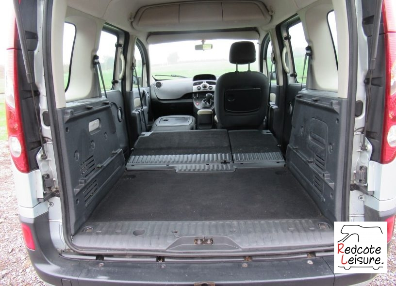 2012 Renault Kangoo Expression Automatic Micro Camper (11)