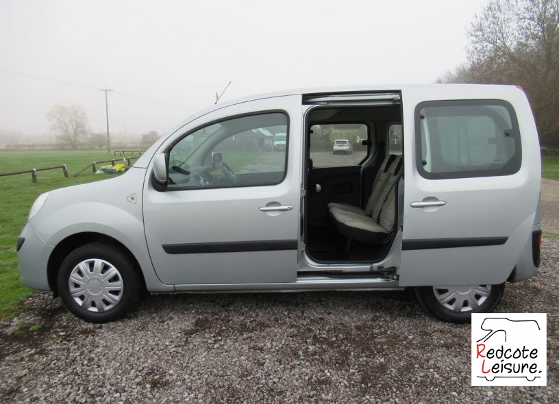 2012 Renault Kangoo Expression Automatic Micro Camper (12)