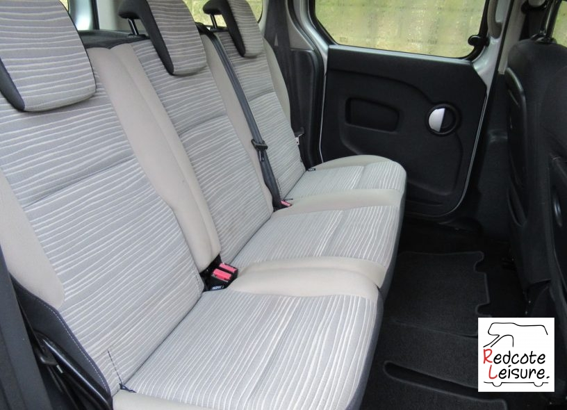 2012 Renault Kangoo Expression Automatic Micro Camper (14)