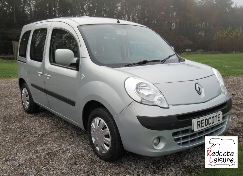 2012 Renault Kangoo Expression Automatic Micro Camper (3)