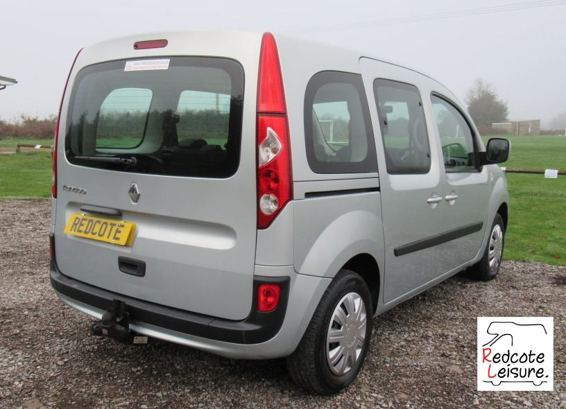 2012 Renault Kangoo Expression Automatic Micro Camper (4)