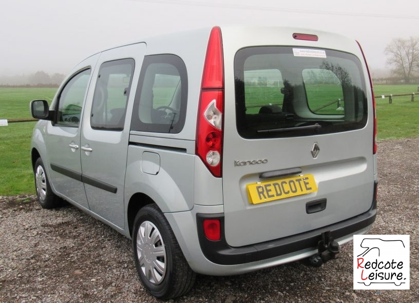 2012 Renault Kangoo Expression Automatic Micro Camper (5)