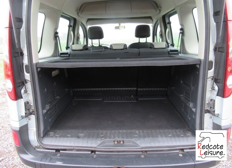 2012 Renault Kangoo Expression Automatic Micro Camper (9)