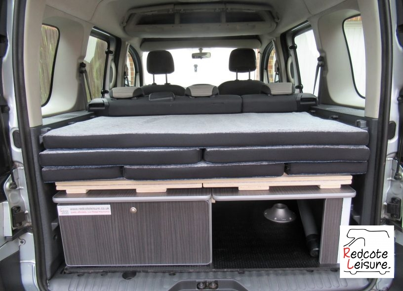 2012 Renault Kangoo Expression Micro Camper (2)