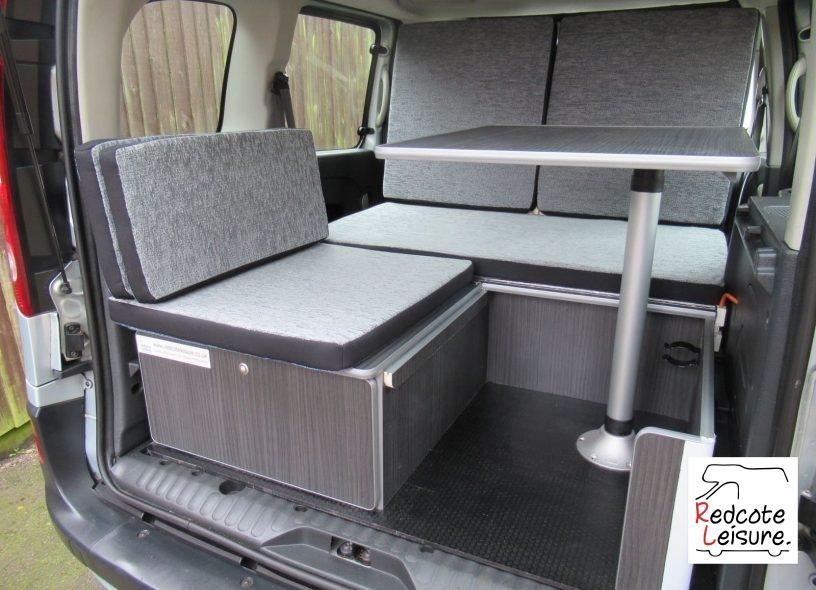 2012 Renault Kangoo Expression Micro Camper (4)
