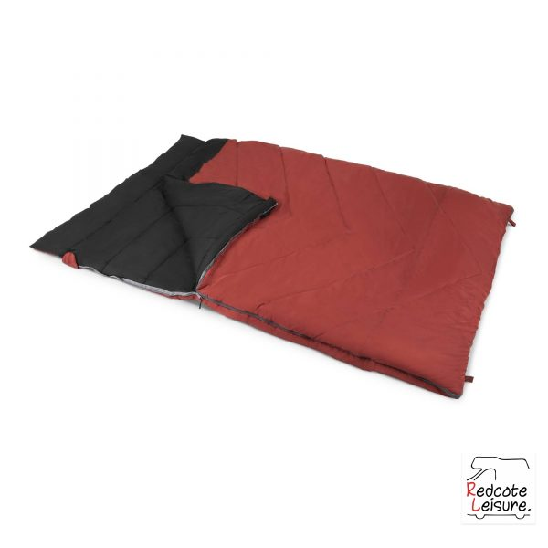 Kampa Lucerne 8 Double Sleeping Bag