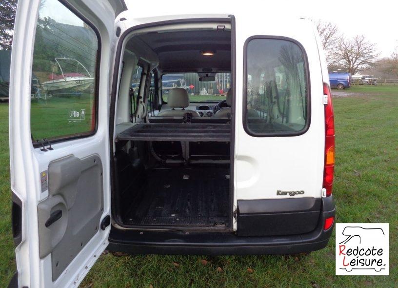 2006 Renault Kangoo AUTHENTIQUE DCI Micro Camper (11)