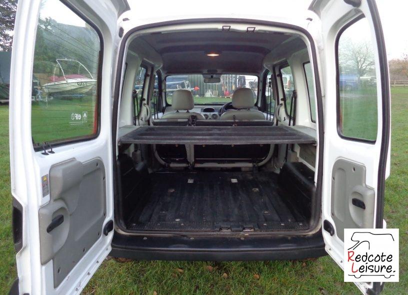 2006 Renault Kangoo AUTHENTIQUE DCI Micro Camper (12)