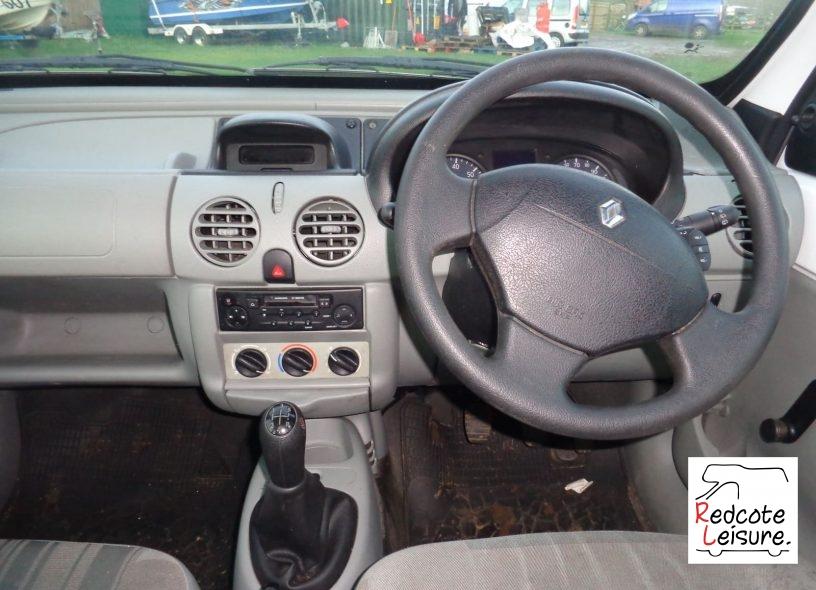 2006 Renault Kangoo AUTHENTIQUE DCI Micro Camper (19)