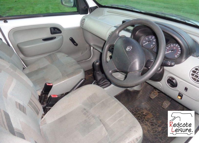 2006 Renault Kangoo AUTHENTIQUE DCI Micro Camper (22)