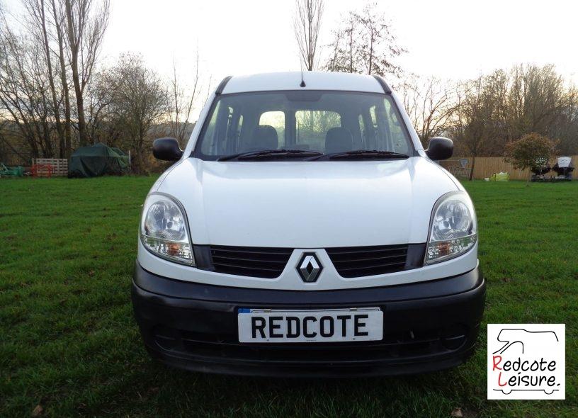 2006 Renault Kangoo AUTHENTIQUE DCI Micro Camper (23)