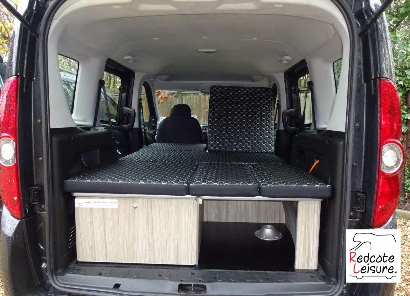 2011 Fiat Doblo Dynamic Micro Camper (28)