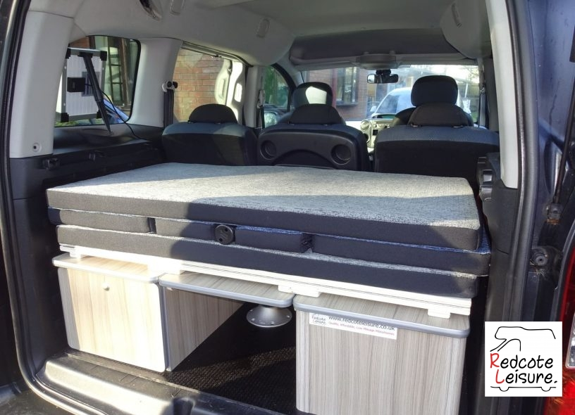 2012 Citroen Berlingo XTR Automatic (14)