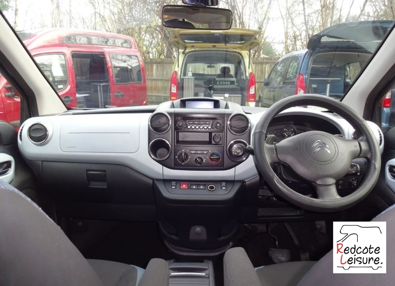 2012 Citroen Berlingo XTR Automatic O (10)