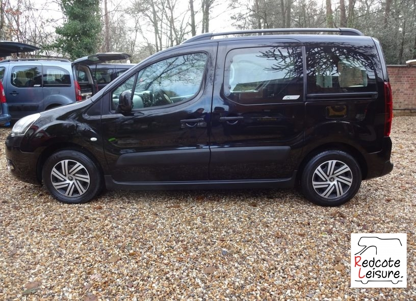 2012 Citroen Berlingo XTR Automatic O (11)