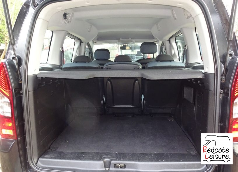 2012 Citroen Berlingo XTR Automatic O (13)