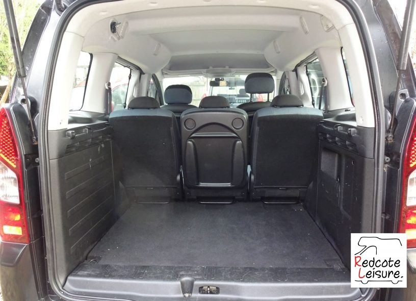 2012 Citroen Berlingo XTR Automatic O (14)