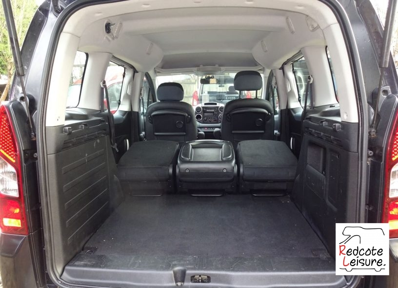 2012 Citroen Berlingo XTR Automatic O (15)