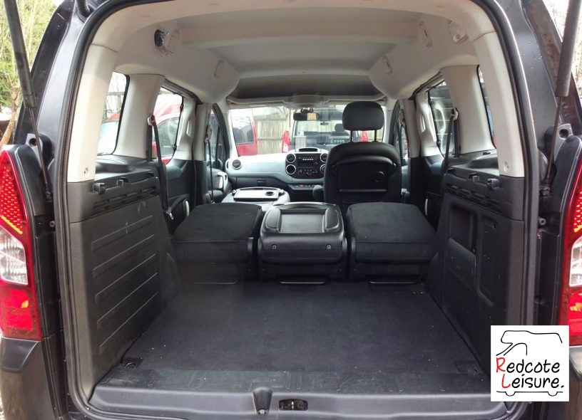 2012 Citroen Berlingo XTR Automatic O (16)