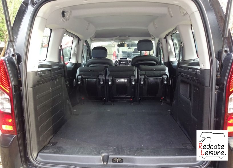 2012 Citroen Berlingo XTR Automatic O (17)
