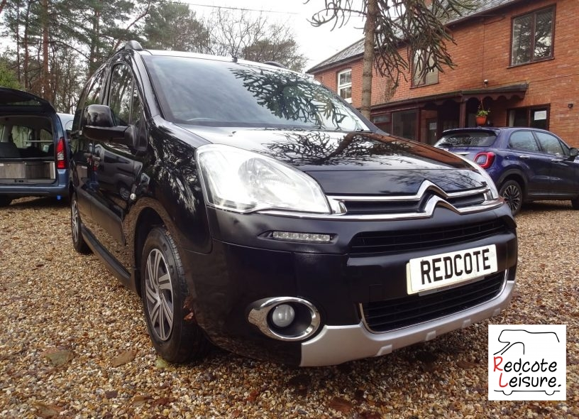 2012 Citroen Berlingo XTR Automatic O (2)