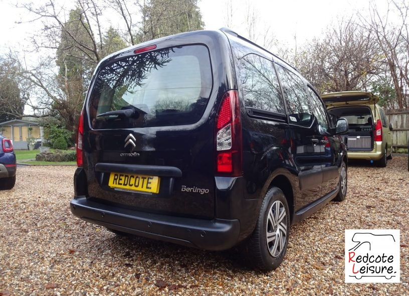 2012 Citroen Berlingo XTR Automatic O (6)