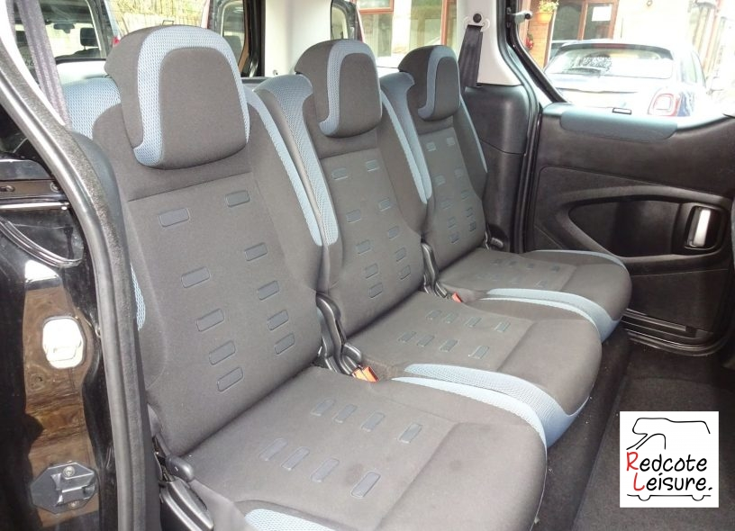 2012 Citroen Berlingo XTR Automatic O (8)