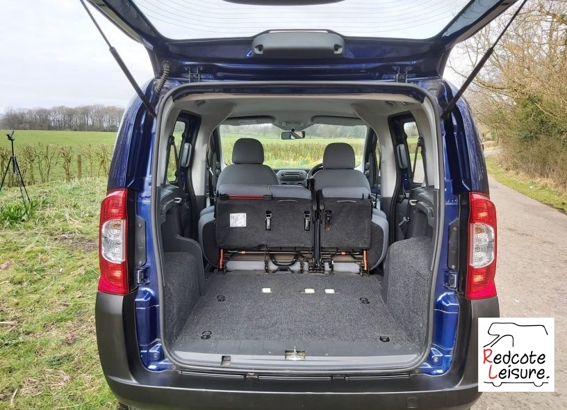 2009 Peugeot Bipper Tepee Outdoor Micro Camper (10)