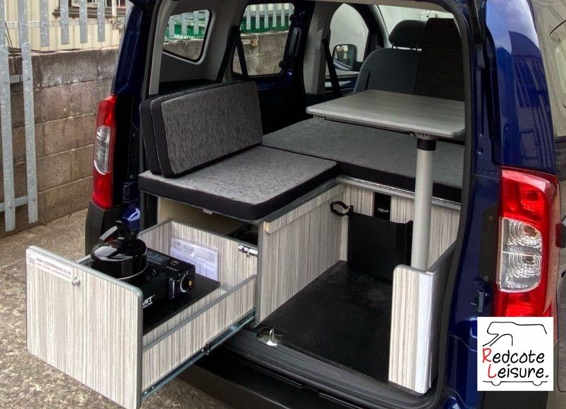 2009 Peugeot Bipper Tepee Outdoor Micro Camper (6)