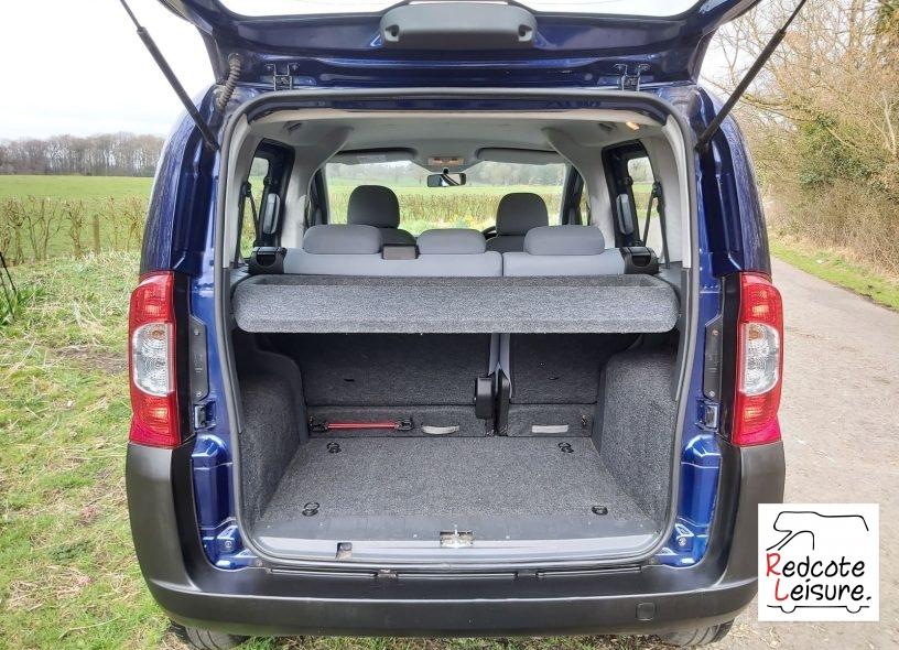 2009 Peugeot Bipper Tepee Outdoor Micro Camper (7)