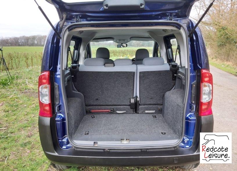 2009 Peugeot Bipper Tepee Outdoor Micro Camper (8)