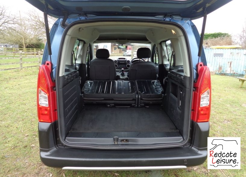 2009 Peugeot Partner Tepee Outdoor Micro Camper (11)