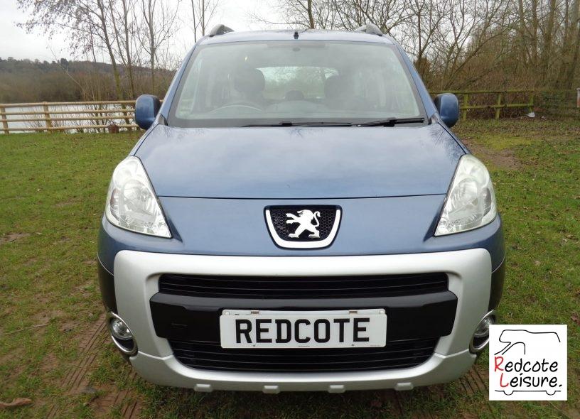 2009 Peugeot Partner Tepee Outdoor Micro Camper (2)