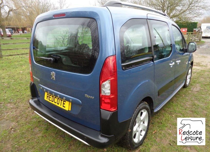 2009 Peugeot Partner Tepee Outdoor Micro Camper (5)