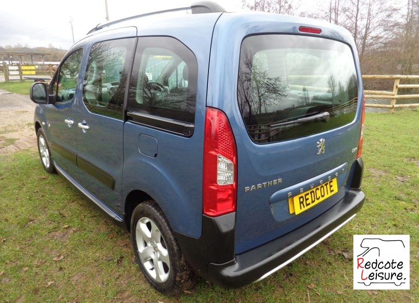 2009 Peugeot Partner Tepee Outdoor Micro Camper (7)